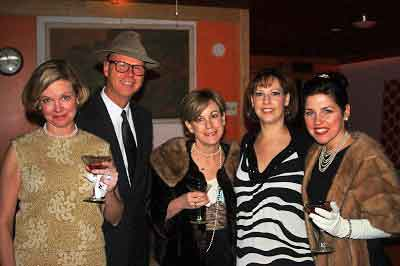 1960s Party People at Lagoon Lounge, 2010